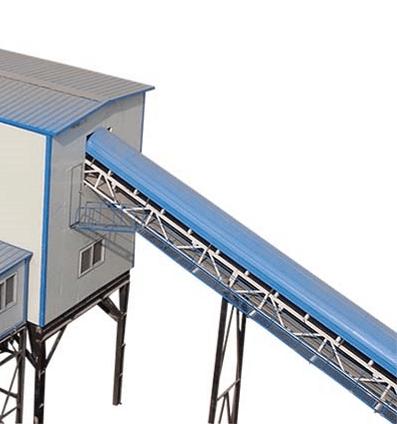 конвейер бетонный завод