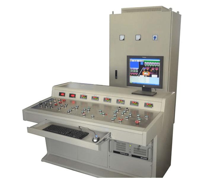 панель управления бетонным заводом