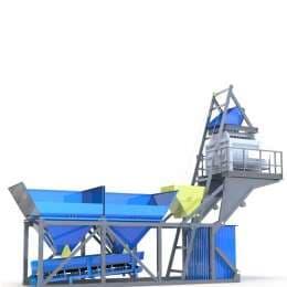 мини завод по производству бетона купить